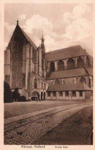 Groote Kerk,Alkmaar,Naetherlands