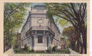 Washington D C International Eastern Star Temple Curteich