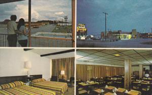 GOLDROCK, North Carolina, 1940-1960's; 4-Views, Family Inns Of America