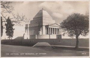 RP  VICTORIA , Australia, 1930s ; National War Memorial of Victoria #2