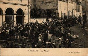CPA CHAROLLES Le Marché (868857)