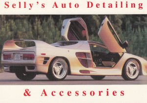 Selly's Auto Detailing & Accessories , ANNAPOLIS , Maryland , 1989