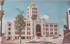 Mexico Monterrey Palacio Federal