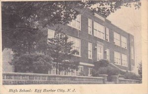 New Jersey Egg Harbor Bay High School 1954