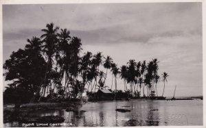 RP: PUNTA LIMON, Costa Rica, 1937