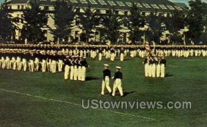 Brigade of Midshipman in Annapolis, Maryland