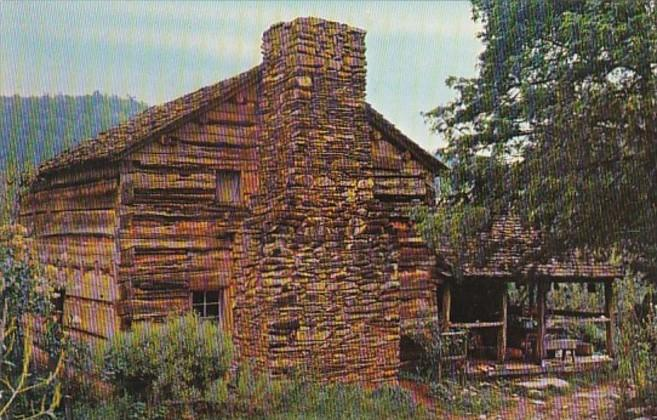 Smoky Mountains National Park The Walker Sisters Cabin