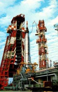 Florida Kennedy Space Center NASA Atlas-Mercury
