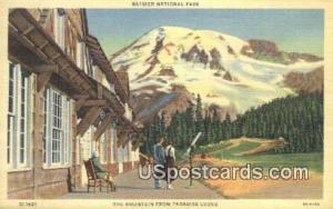 Mountain, Paradise Lodge