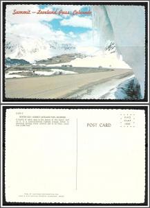 Colorado Loveland Pass Summit
