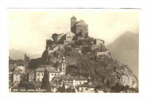 RP; Sweden, Sion, Eglise de Valere, 20-40s