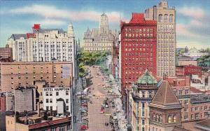 New York Albany State Street