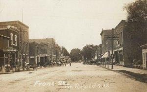 RP: GRAND RAPIDS , Ohio, 00-10s ; Front Street (dirt)
