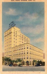 Florida Tampa Hotel Thomas