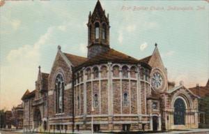 Church First Baptist Church Indianapolis Indiana