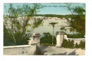 View from Paget,Bermuda, 40-60s