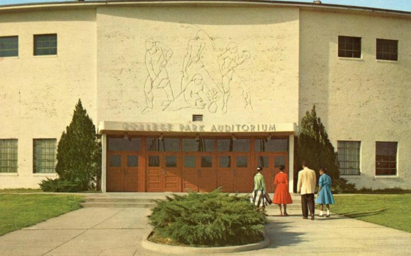 MS - Jackson. College Park Auditorium