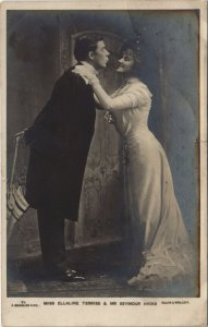 CPA Miss Ellaline Terriss & Mr Seymour Hicks THEATER STAR (42224)