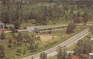 The Grandview Motel on Trans-Canada Highway,  Kenora,  Ontario,  Canada, 40-60s