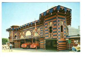 Ponce Puerto Rico Fire Engines House Parque De Bombas VW Postcard
