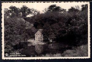 Barrage et Villa Bertha,Poix St Hubert,France BIN