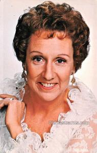 Jean Stapleton, All In the Family Movie Star Actor Actress Film Star Postcard...
