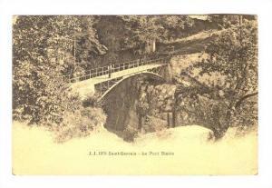 Le Pont Diable, Saint-Gervais, France, 1900-1910s