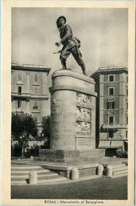 Italy - Rome,  Monument of Bersagliere