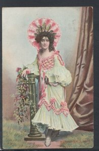 Theatrical Postcard - Stage Actress Miss Florence Ward     RS20773