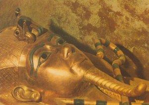 POSTAL 62580 : Tumba de tut ankh amun momia del rey su tercer ataud real. The...