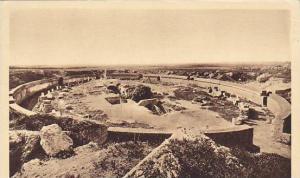 Tunisia Carthage L'Ampitheatre Romain