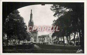 Old Postcard Sainte-Anne-D'auray BASILIQUE to La Scala