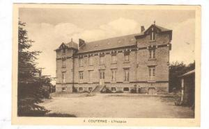 Couterne , Orne department , France. 00-10s ; L'Hospice