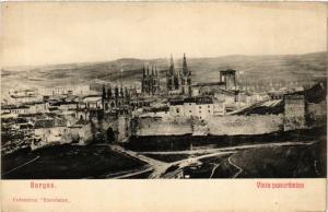 CPA Burgos Vista Panoramica SPAIN (744063)