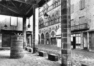 Maison du Grand, real photo - Cordes