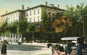 VT - Burlington. Van Ness House