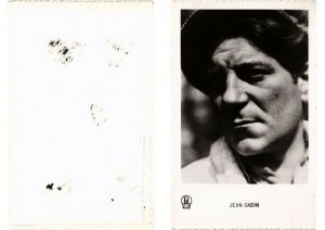 CPA AK Jean Gabin FILM STAR (548124)