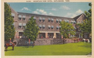 GATLINBURG, Mountain View Hotel, Tennessee, 30-40s