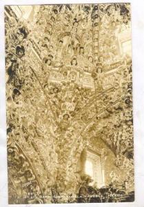 RP; Interior, Santa maria Tonantzintla, Puebla, Mexico, 20-40s