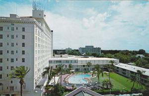 CLEARWATER , Florida , 40-60s ; Jack Tar Hotel, Swimming Pool