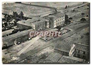 Modern Postcard La Ste Baume Plan Aups Var Aerial view of Hotellerie de la Sa...