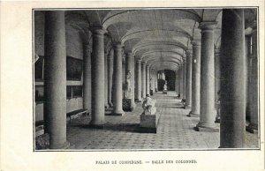CPA Compiegne- Le Palais, Salle des Colonnes FRANCE (1008948)
