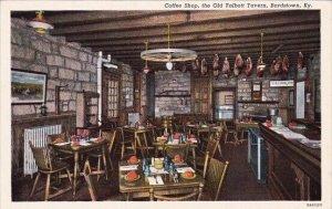 Coffee Shop The Old Talbott Tavern Bardstown Kentucky