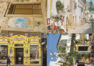 Portugal Door Decorations 4x Postcard s