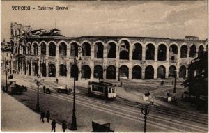 CPA Verona Esterno Arena ITALY (801981)