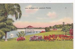 Florida Lakeland Lake Hollingsworth