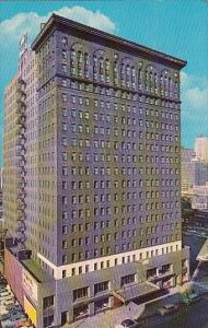 Chicago Y M C A Hotel Chicago Illinois 1956