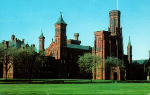 Washington D C The Smithsonian Institution
