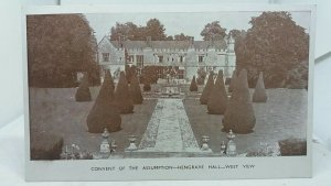 Vintage Postcard Convent of the Assumption Hengrave Hall Posted 1955 VGC for Age