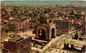 CPM Mexico Mon.de la Revolucion Vista Panoramica MEXICO (599224)